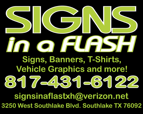 Signs In A Flash